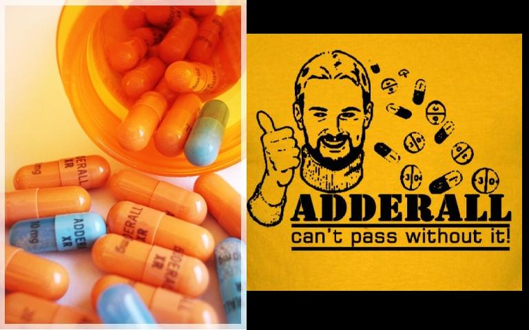 Adderall dosing for adults