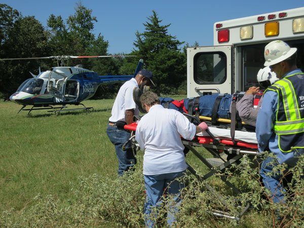 St. Joseph Emergency Medical Services Training